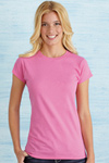 gildan soft style ladies t shirt