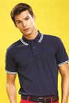 asquith fox tipped polo