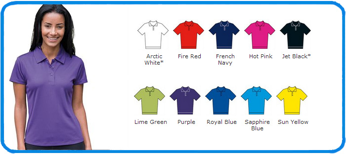 cool awd girlie colour chart for polo