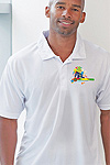 awd sublimation polo shirt