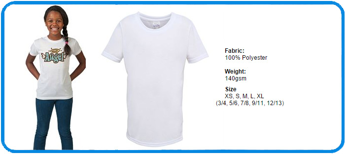 68ace1d8 Sublimation t shirts £1.80 using sublimation printing t shirts