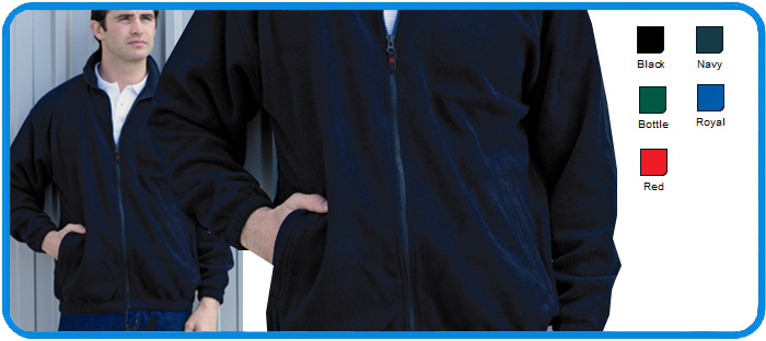 classic mens fleece jacket RX400