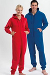 Cotton unisex onesie in 13 colours