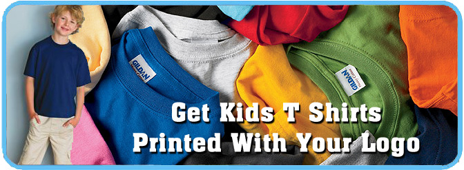 custom kids printed tshirts