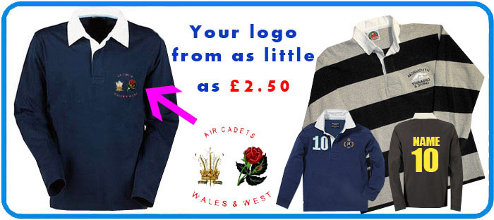 a3002b814 Wholesale Rugby Shirts £4.00 Custom Mens Cheap Rugby Shirts