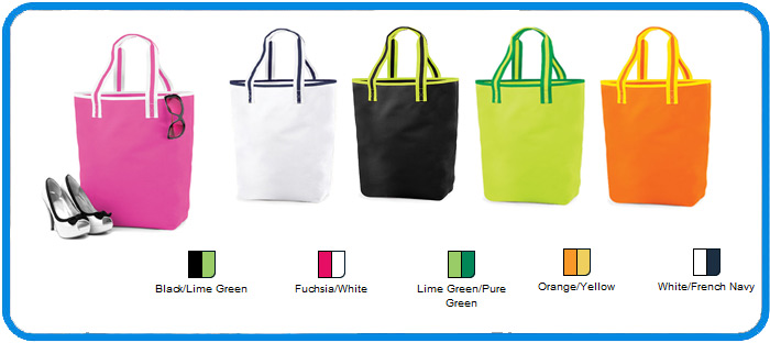 contrast palma totes