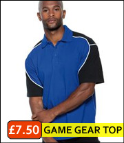 game gear polo contrast