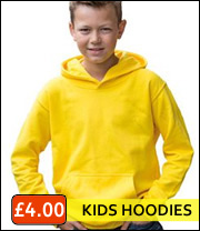 AWD kids pullover hooded tops