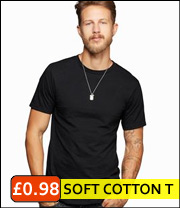 SS classic cotton t shirts