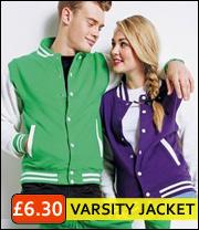 American lettermans varsity jacket