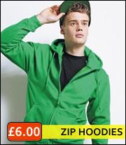 zip hoody