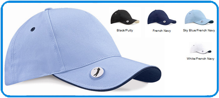 golf baseball caps