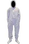 heather grey onesie