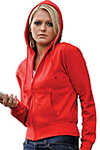 hoodie for women in pink