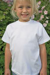 kids organic cotton tees