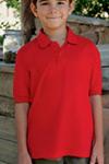 kids polo pique shirt