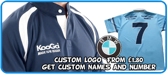 kooga custom shirts