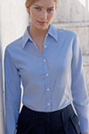 ladies fitted work shirts