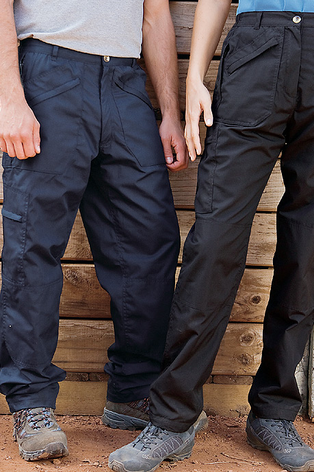 work lined trousers