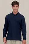 long sleeve shirts polo