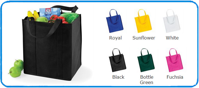 Polypropylene super size tote bag