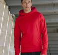 AWD cool polyester hooded sweats
