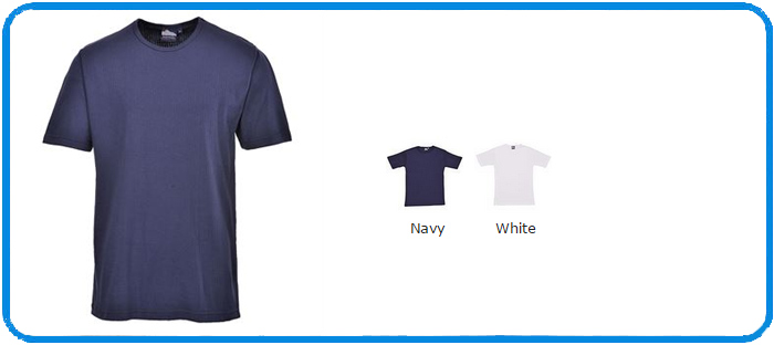 portwest thermal tshirt