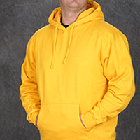 FOTL pullover hooded overhead sweats
