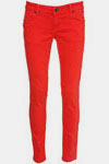 red skinny jeans for men