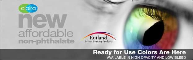 Rutland Plastisol ink prices