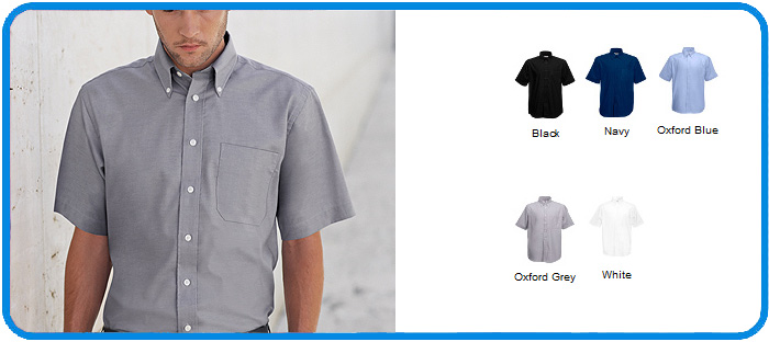 fotl oxford short sleeve shirts