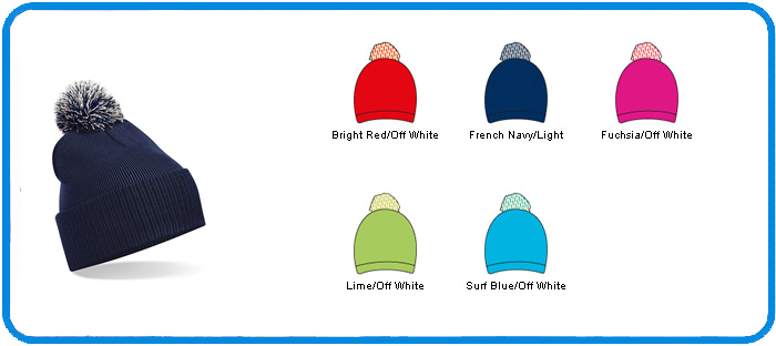 kids bobble hats beanies