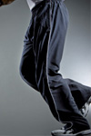 mens piping tracksuit bottoms